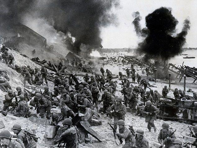 Hình ảnh trong Chiến tranh thế giới lần thứ Hai.