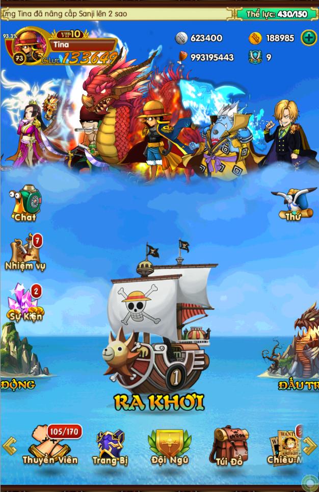 Hải Tặc Bóng Đêm - Ảnh 1