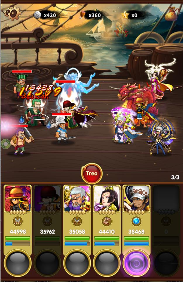 Hải Tặc Bóng Đêm - Ảnh 5