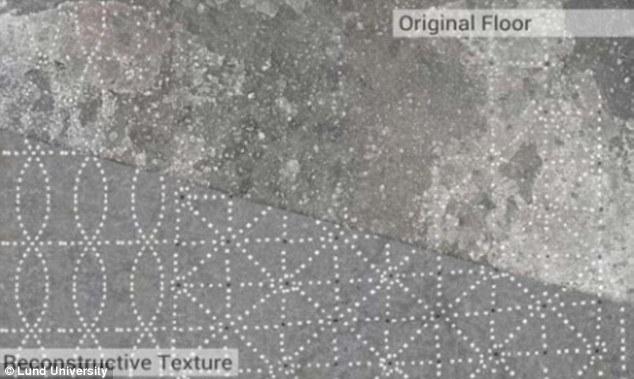 Mô phỏng lại nền địa chất của Pompeii bằng công nghệ kỹ thuật số