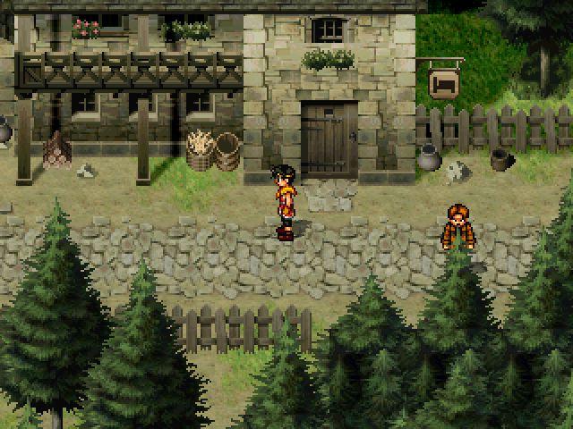 Ngôi làng Sajah bán nhiều vật phẩm mạnh hơn sau khi bạn tiêu diệt được trùm cuối.