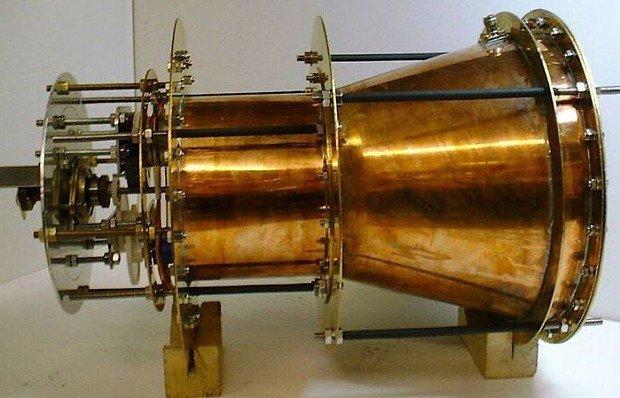 NASA xác nhận rằng động cơ điện từ bất khả thi EM Drive hoạt động được - Ảnh 1.