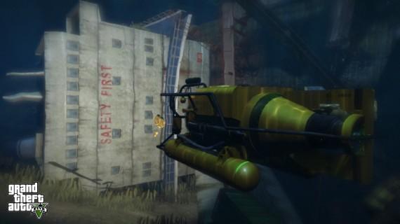 Có rất nhiều bí mật trong GTA V vẫn chưa được làm sáng tỏ.