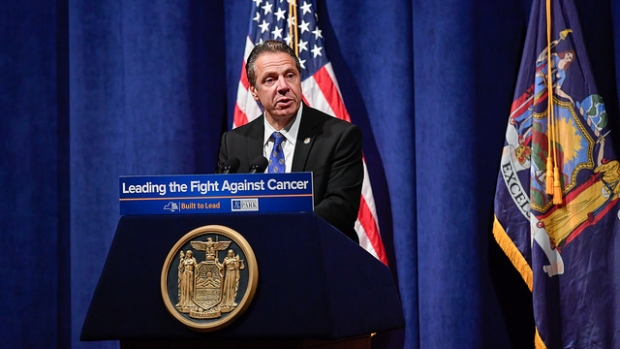 Thống đốc Andrew Cuomo tuyên bố bệnh nhân ung thư phổi của Mỹ sẽ nhận được thử nghiệm CIMAvax