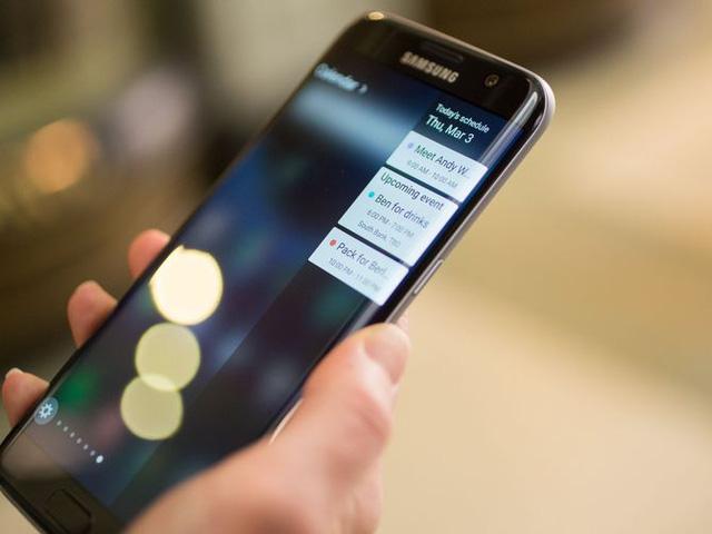 Galaxy S8 sẽ có thiết kế hoàn toàn khác biệt.