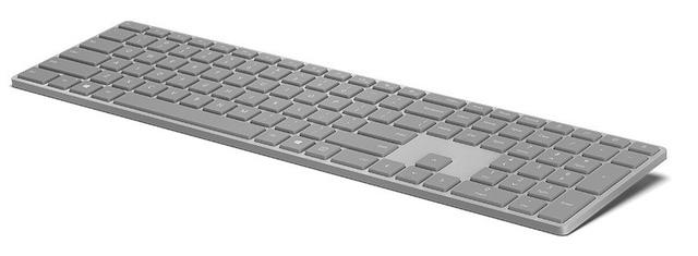 Nhưng ơn giời, Microsoft lại không nghĩ vậy khi thiết kế bàn phím của Surface Studio