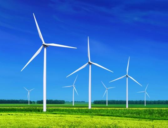 Động cơ gió thông thường.