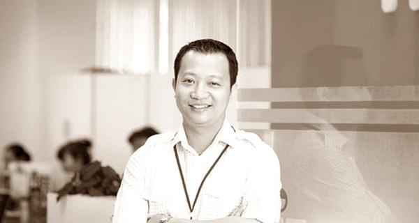 Ông Trần Ngọc Thái Sơn - CEO Tiki