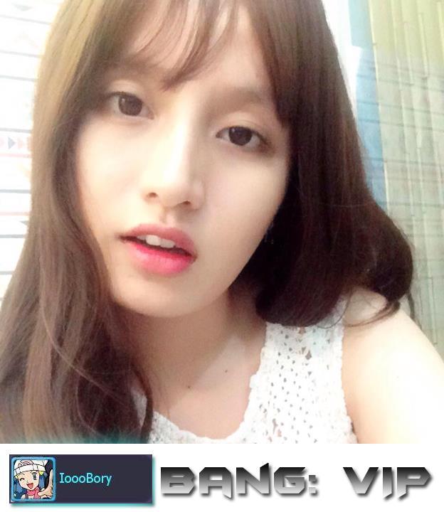 Hot girl Bori Nguyễn với nick nam IooBory, Tộc phó gia tộc VIP của Server 4
