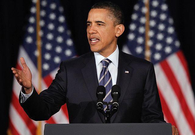Tổng thống Mỹ ông Barrack Obama.