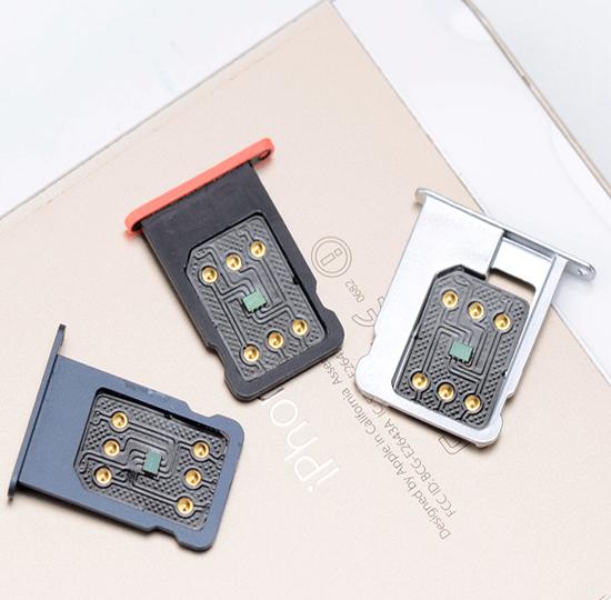 Người dùng có thể sử dụng SIM ghép để tạm thời sử dụng.