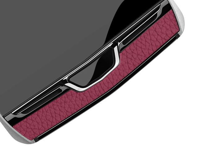 Vertu trình làng phiên bản 2017 của dòng smartphone siêu sang Constellation, màn 2K, sạc không dây, cổng USB-C - Ảnh 1.