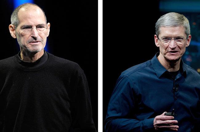 Chỉ có một biên kịch đằng sau những bài thuyết trình của Steve Jobs và Tim Cook?