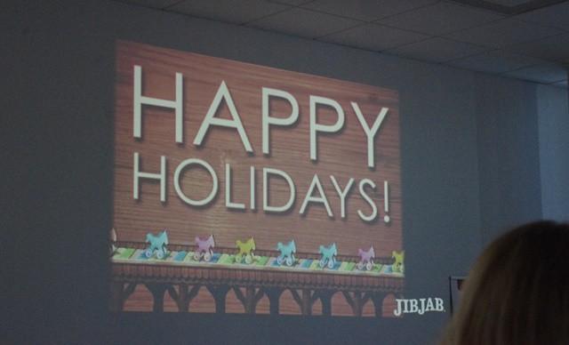 Nghộ nghĩnh với ảnh GIF chủ đề Giáng sinh được tạo ra bởi chính bạn - Ảnh 1.