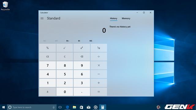 Các ứng dụng mặc định trong Windows 10 Fall Creators cũng được thiết kế lại đôi chút, tuy nhiên ngôn ngữ Fluent Design trong thiết kế vẫn chưa thật sự rõ nét. Đây cũng là điều dễ hiểu vì theo thông tin rò rỉ mới nhất thì Microsoft sẽ áp dụng Fluent Design một cách rõ nét trong phiên bản cập nhật lớn thứ 04 của Windows 10 trong thời gian tới.