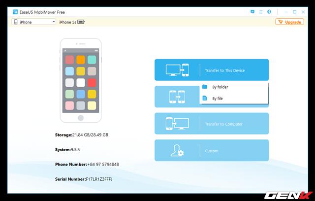 Đồng bộ dữ liệu qua lại giữa 2 chiếc iPhone chưa bao giờ đơn giản hơn với công cụ này - Ảnh 10.