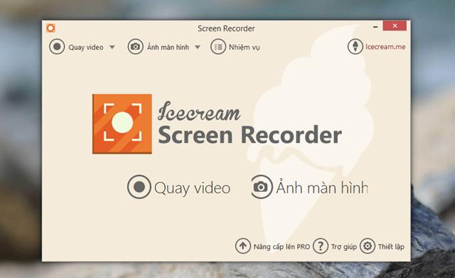 Nhìn chung Icecream Screen Recorder rất dễ sử dụng và hỗ trợ rất tốt nhu cầu cơ bản cho việc ghi hình hay chụp ảnh màn hình máy tính. Và nếu bạn muốn khai thác nhiều tính năng hơn, hãy nâng cấp lên phiên bản Pro nếu bạn cảm thấy hài lòng về phần mềm này.