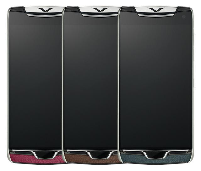 Vertu trình làng phiên bản 2017 của dòng smartphone siêu sang Constellation, màn 2K, sạc không dây, cổng USB-C - Ảnh 3.