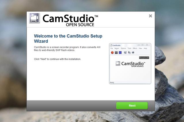 """Là một trong những phần mềm quay phim màn hình nổi tiếng và miễn phí """"lâu đời"""" nhất hiện nay. Kể từ khi mới ra mắt cho đến nay, CamStudio vẫn đi theo """"hướng"""" miễn phí mã nguồn mở, do đó bạn có thể tư do ghi và sử dụng cho bất cứ mục đích gì mà mình muốn."""