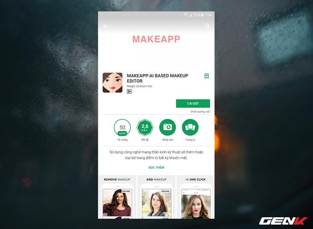 MakeApp được cung cấp hoàn toàn miễn phí cho iOS và Android. Bạn đọc có thể tìm và tải chúng về dễ dàng từ App Store.