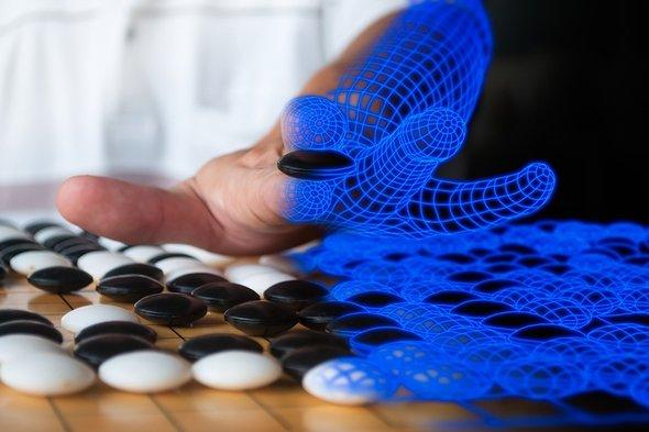 AlphaGo Zero có thể tự học cờ vây mà không cần người khác hướng dẫn.