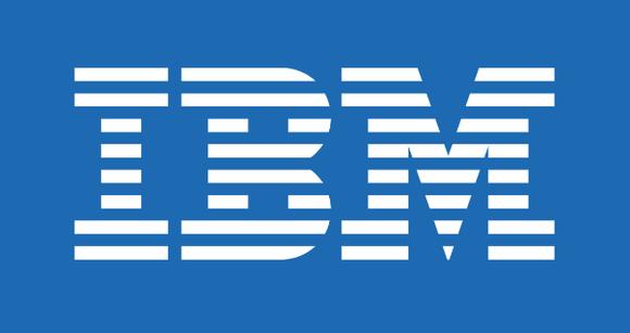 Logo 8 vạch đã quá quen thuộc của IBM do Paul Rand thiết kế.