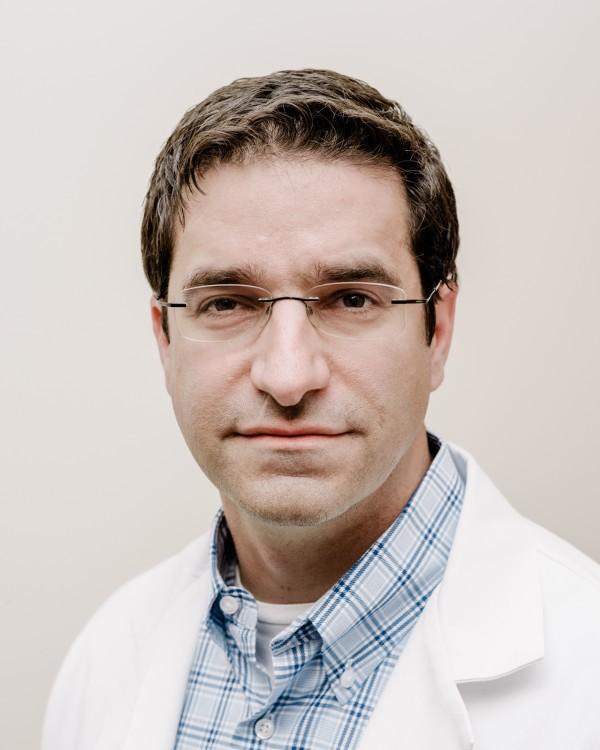 Chân dung bác sĩ Leuthardt
