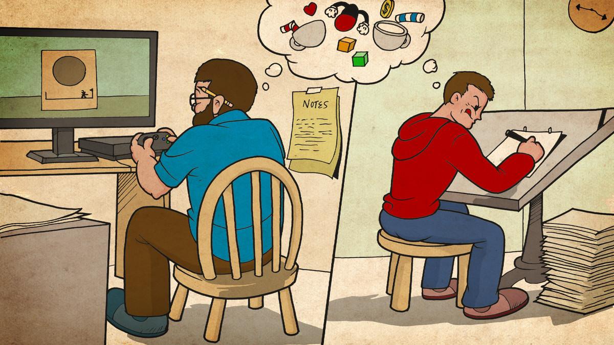 Cuphead: Câu chuyện 5 năm làm ra game indie triệu người yêu mến của hai anh em ruột - Ảnh 8.