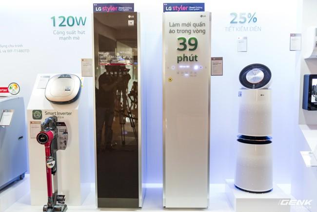 LG Electronics giới thiệu dòng tủ lạnh công nghệ Inverter Linear tại thị trường Việt Nam: tiết kiệm điện hơn, giảm độ ồn, làm lạnh nhanh hơn 35% - Ảnh 16.