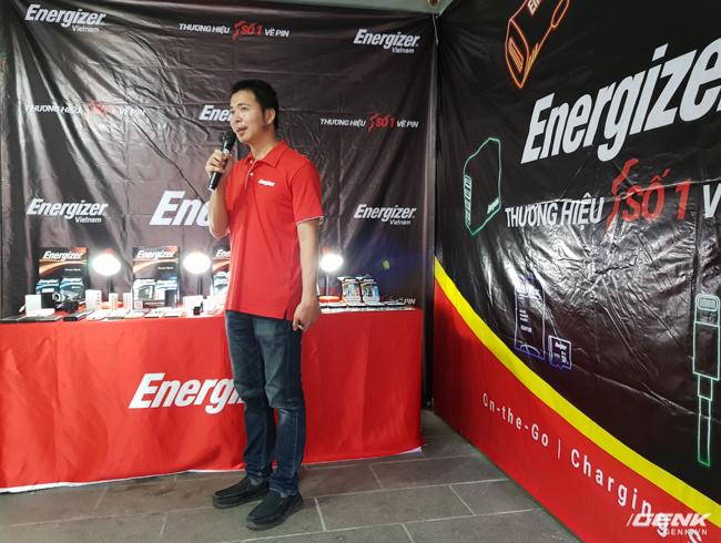 Energizer giới thiệu loạt pin dự phòng tại thị trường Việt Nam, đa dạng dung lượng và mẫu mã, giá từ 800.000 đồng - Ảnh 1.