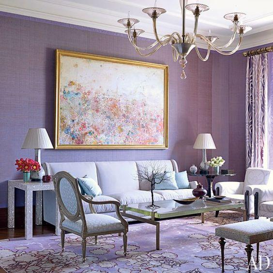 Thật tuyệt nếu gam màu này được kết hợp cùng chất cổ điển của đồ nội thất.
