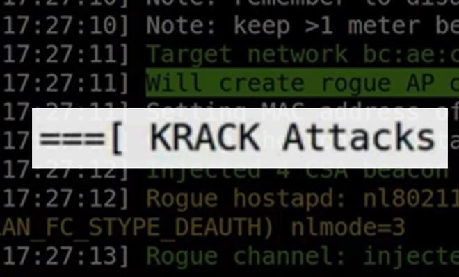 Không cần biết mật khẩu Wi-Fi, KRACK vẫn có thể tấn công các thiết bị trong tầm phủ sóng của Wi-Fi đó.
