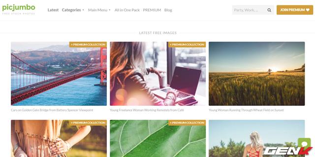 Viktor Hanacek cho ra đời Picjumbo khi các trang web chuyên cung cấp ảnh stock không bao giờ cho phép người dùng xem và tải miễn phí những hình ảnh mà họ có.