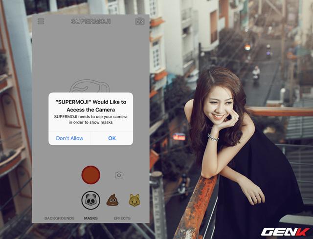 Không cần đến iPhone X, bạn vẫn có thể sử dụng tính năng Animoji độc đáo trên chiếc bất cứ chiếc iPhone hay Android nào - Ảnh 4.