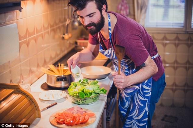 Phụ nữ thích mùi cơ thể của những người đàn ông ăn nhiều rau và hoa quả