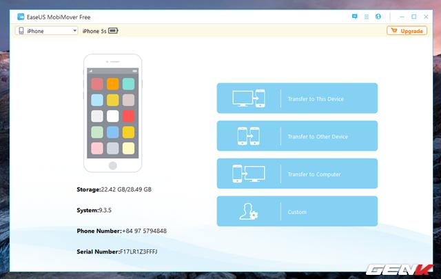 Đồng bộ dữ liệu qua lại giữa 2 chiếc iPhone chưa bao giờ đơn giản hơn với công cụ này - Ảnh 7.