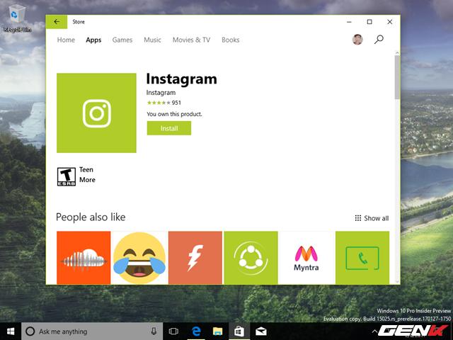 Store vẫn cho phép người dùng tìm và tải các ứng dụng mình cần.