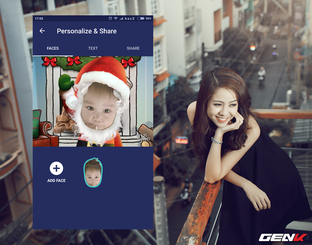 Nghộ nghĩnh với ảnh GIF chủ đề Giáng sinh được tạo ra bởi chính bạn - Ảnh 8.