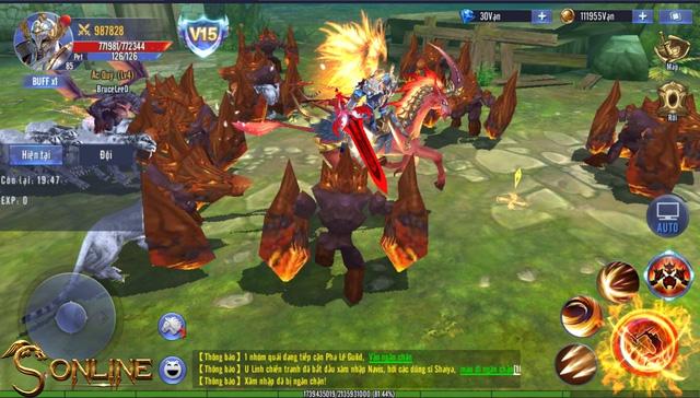Một tựa game high-fantasy đậm chất Châu Âu với gameplay độc đáo, tạo hình nhân vật chuẩn 18+ như S Online chắc chắn sẽ là sân chơi mà bạn không thể bỏ lỡ!