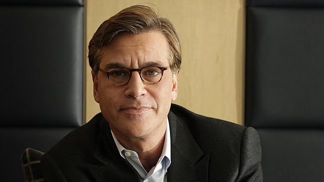 Aaron Sorkin cho biết ông chỉ sửa lỗi chính tả trong kịch bản do Steve Jobs viết ra.