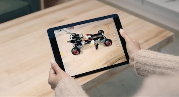 iOS 11 sẽ tập trung khai thác công nghệ thực tế tăng cường.
