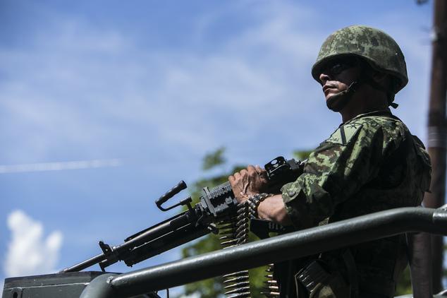 Một số người lính có khả năng cảm thấy một cuộc tập kích trước khi nó diễn ra