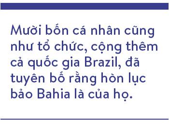 Bài đặc biệt: Lời nguyền hòn lục bảo Bahia - Ảnh 3.