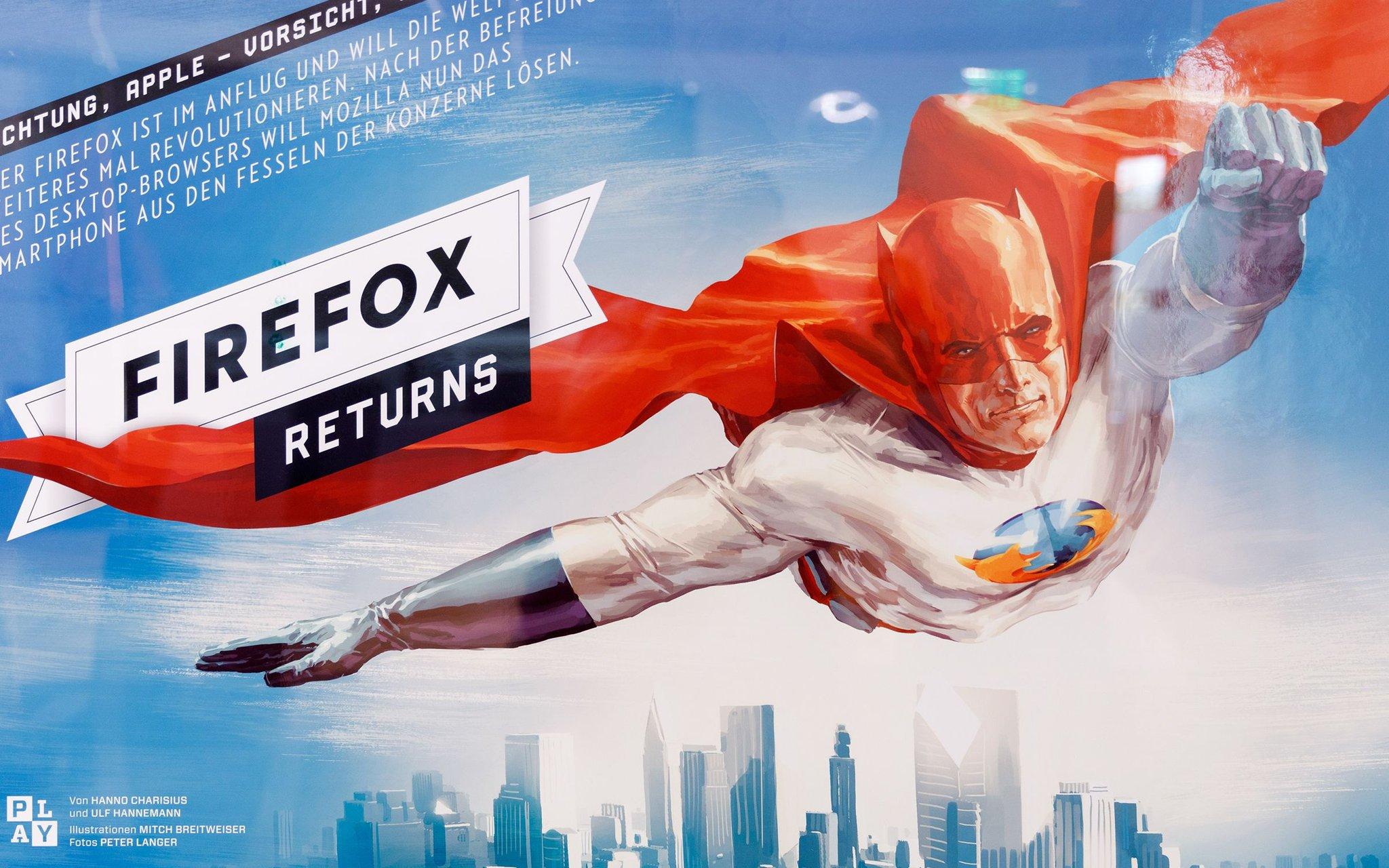 Mozilla Firefox 57 - đòn phản công của chú cáo lửa và câu chuyện đằng sau cuộc nổi dậy - Ảnh 10.
