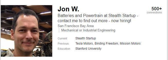 Jon Wagner trên LinkedIn.