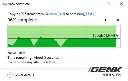 Nếu như ổ cứng di động trở nên quá chậm chạp thì đây chính là giải pháp dành cho bạn - Ảnh 7.