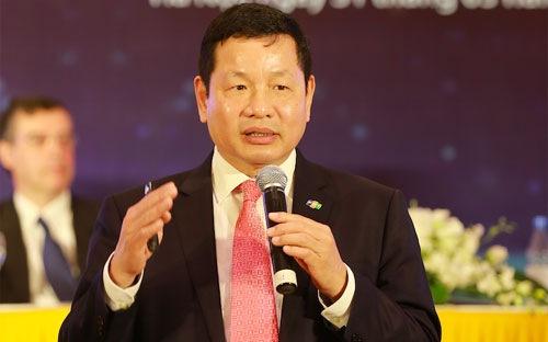 Ông Trương Gia Bình - Chủ tịch tập đoàn FPT