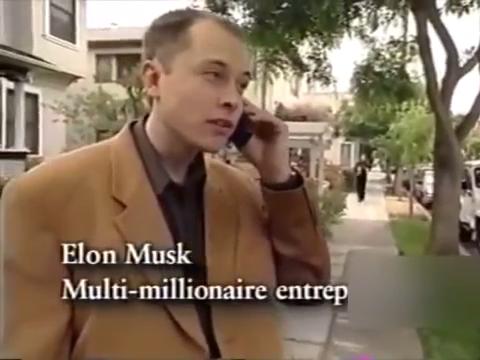Musk của năm 1999.