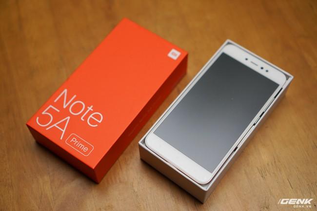 Trải nghiệm nhanh Xiaomi Redmi Note 5A Prime: lựa chọn giá rẻ phân khúc 4 triệu đồng cho sinh viên - học sinh - Ảnh 1.