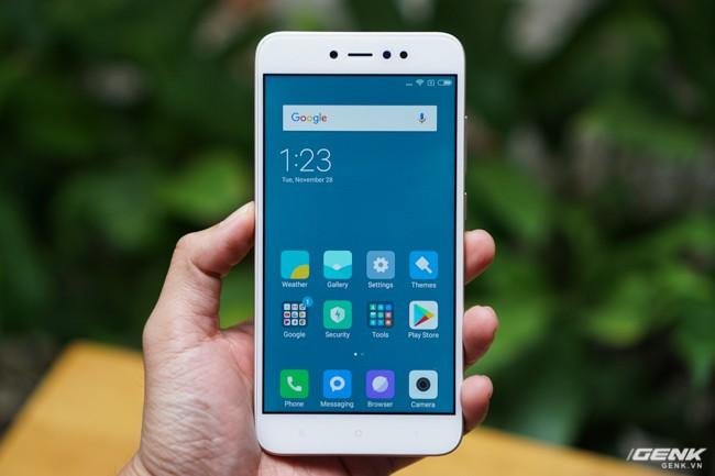 Trải nghiệm nhanh Xiaomi Redmi Note 5A Prime: lựa chọn giá rẻ phân khúc 4 triệu đồng cho sinh viên - học sinh - Ảnh 2.